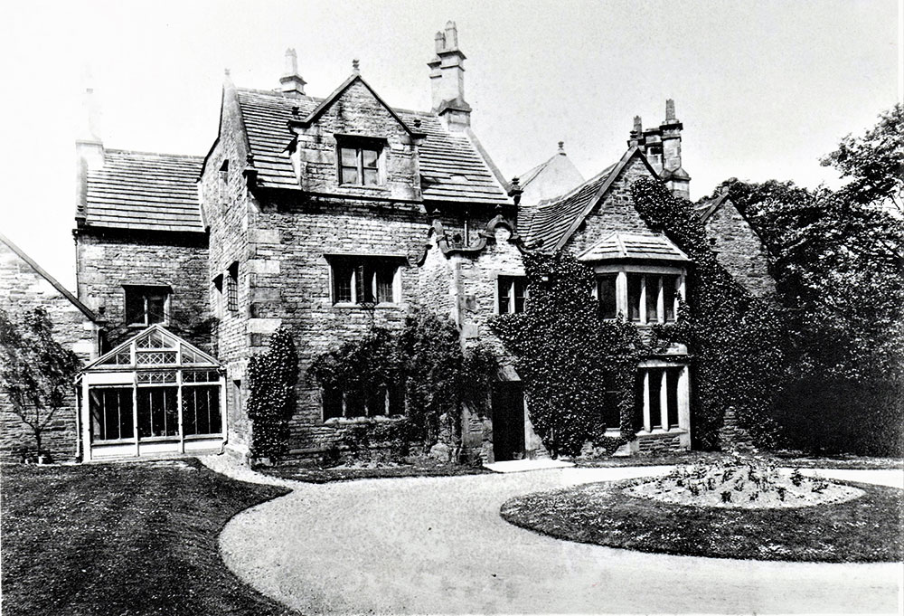Lost Houses of Derbyshire – Brimington Hall