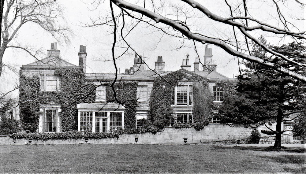 Lost Houses of Derbyshire – Green Hall, Belper