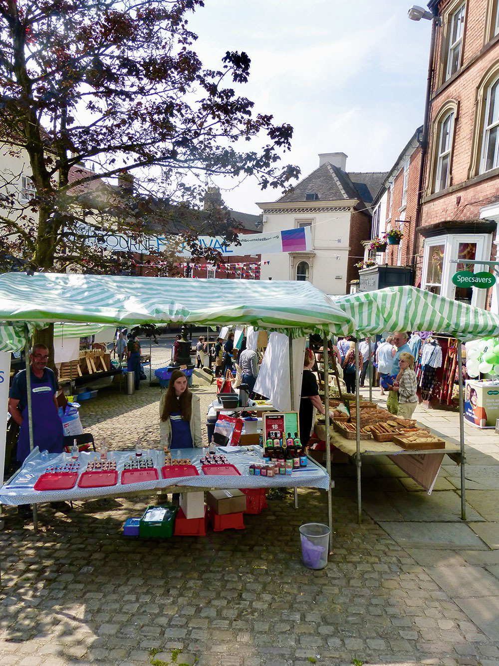 Taste Derbyshire – Food Festivals