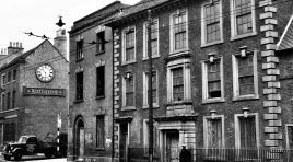 Lost Houses of Derbyshire – Chesshyre's House, Derby
