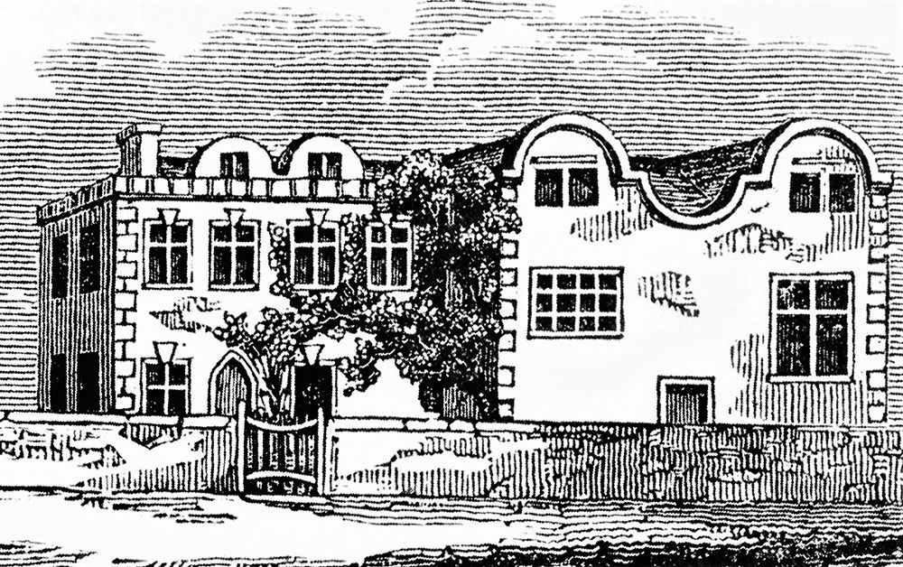 The Lost Houses of Derbyshire – Old Saint Helen's House, Derby