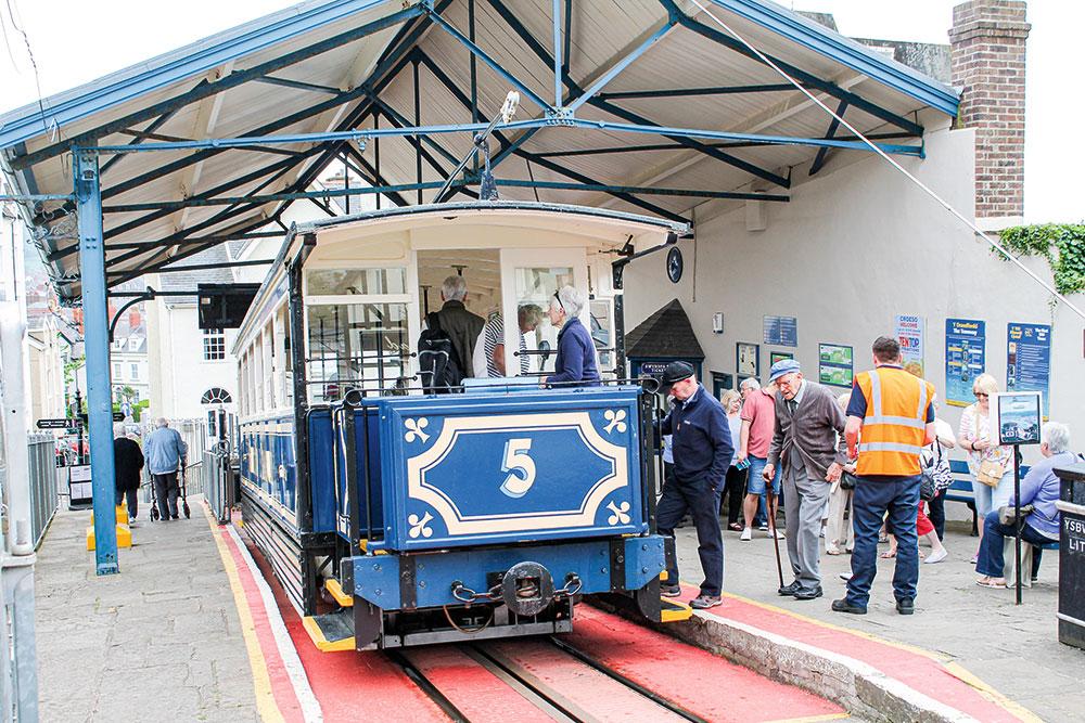 Trams & Trains That Climb Mountains
