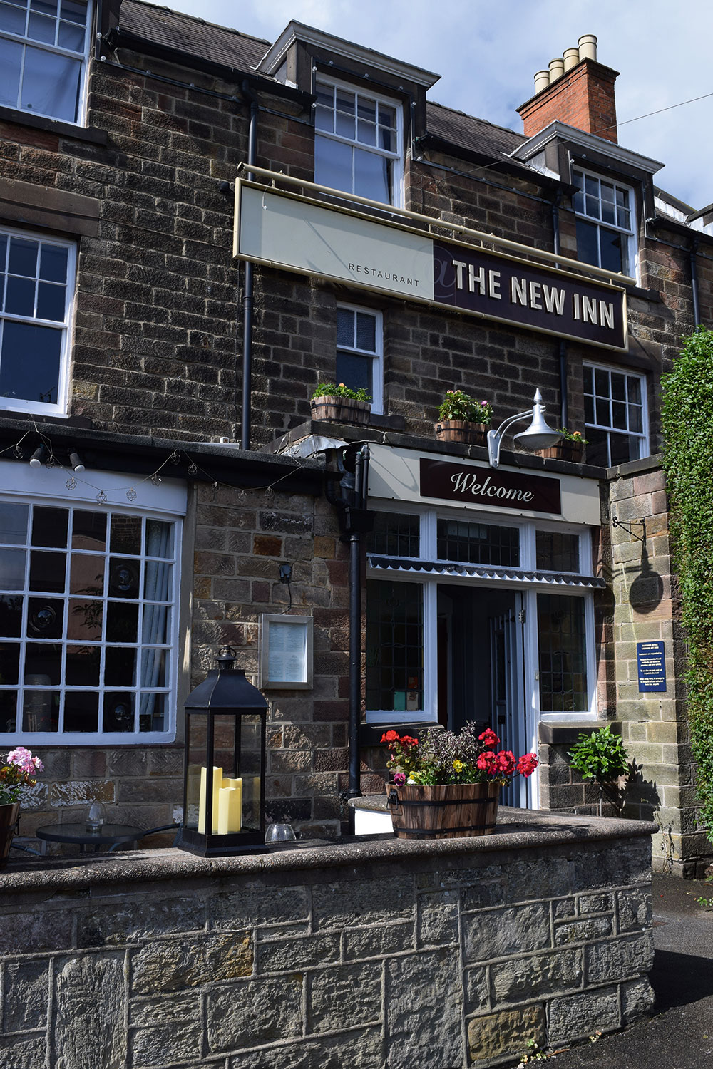 Restaurant Review – Lunch at The New Inn, Milford