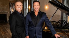 Celebrity Interview – Aled Jones & Russell Watson