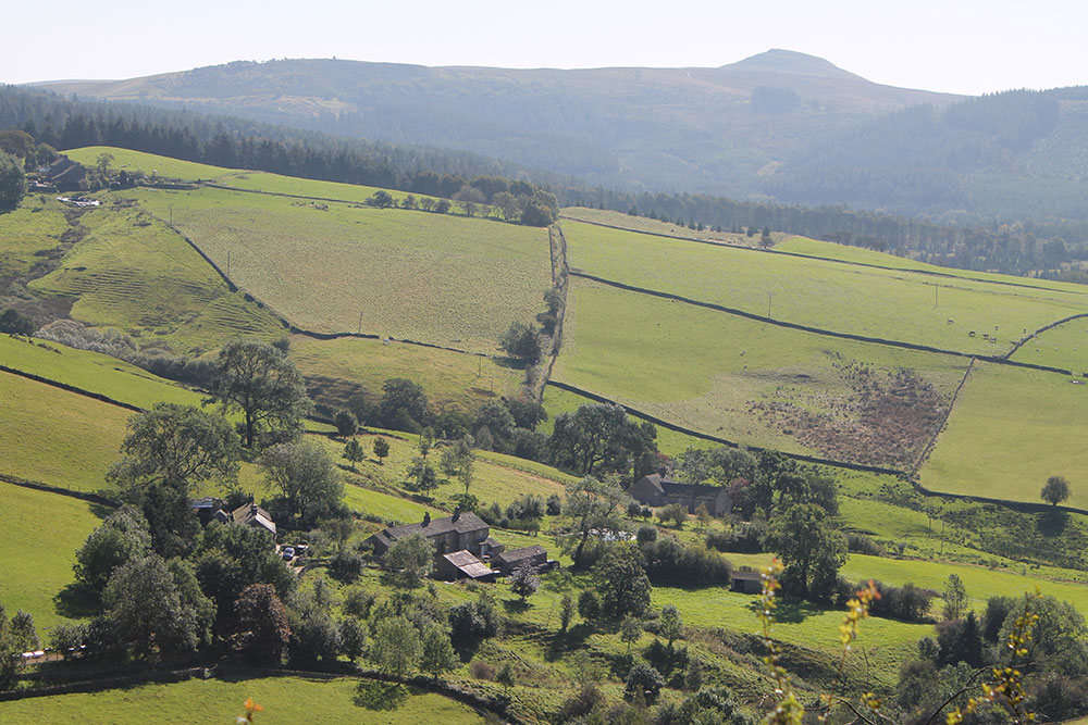Walk Derbyshire – Tegg's Nose and the Upper Bollin Valley