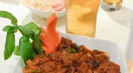 Restaurant Review – The Sanam Tandoori Restaurant