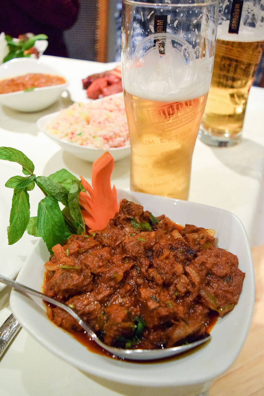 Restaurant Review – The Sanam Tandoori Restaurant
