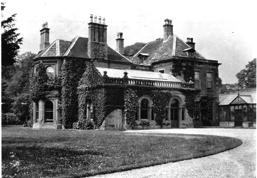 The Lost Houses of Derbyshire – Glapwell Hall
