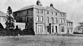 Lost Houses of Derbyshire – Measham Hall