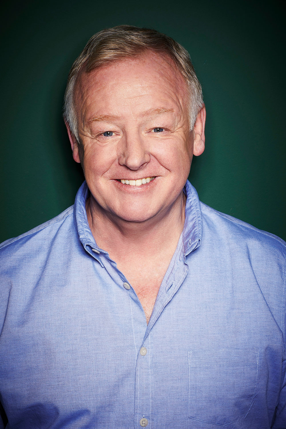 Celebrity Interview – Les Dennis