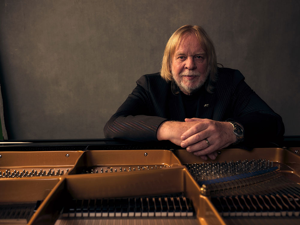 Celebrity Interview – Rick Wakeman