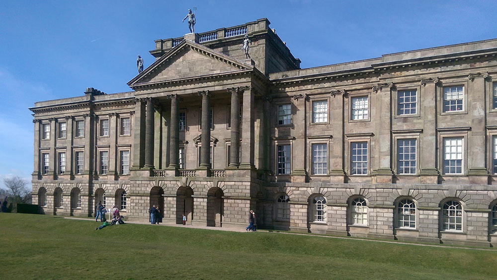 Walk Derbyshire – Walks from Stately Homes – Lyme Park