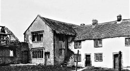 Lost Houses of Derbyshire – New Hall, Castleton