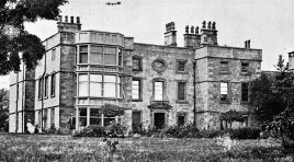 The Lost Houses of Derbyshire – Norton House, Norton