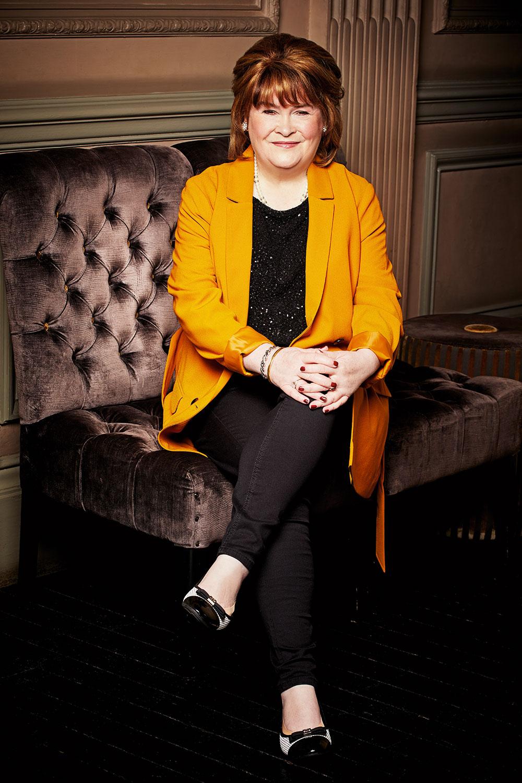 Celebrity Interview – Susan Boyle