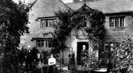 The Lost Houses of Derbyshire – Allen Hill, Matlock