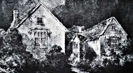 Lost Houses of Derbyshire – Hazelbarrow Hall, Eckington