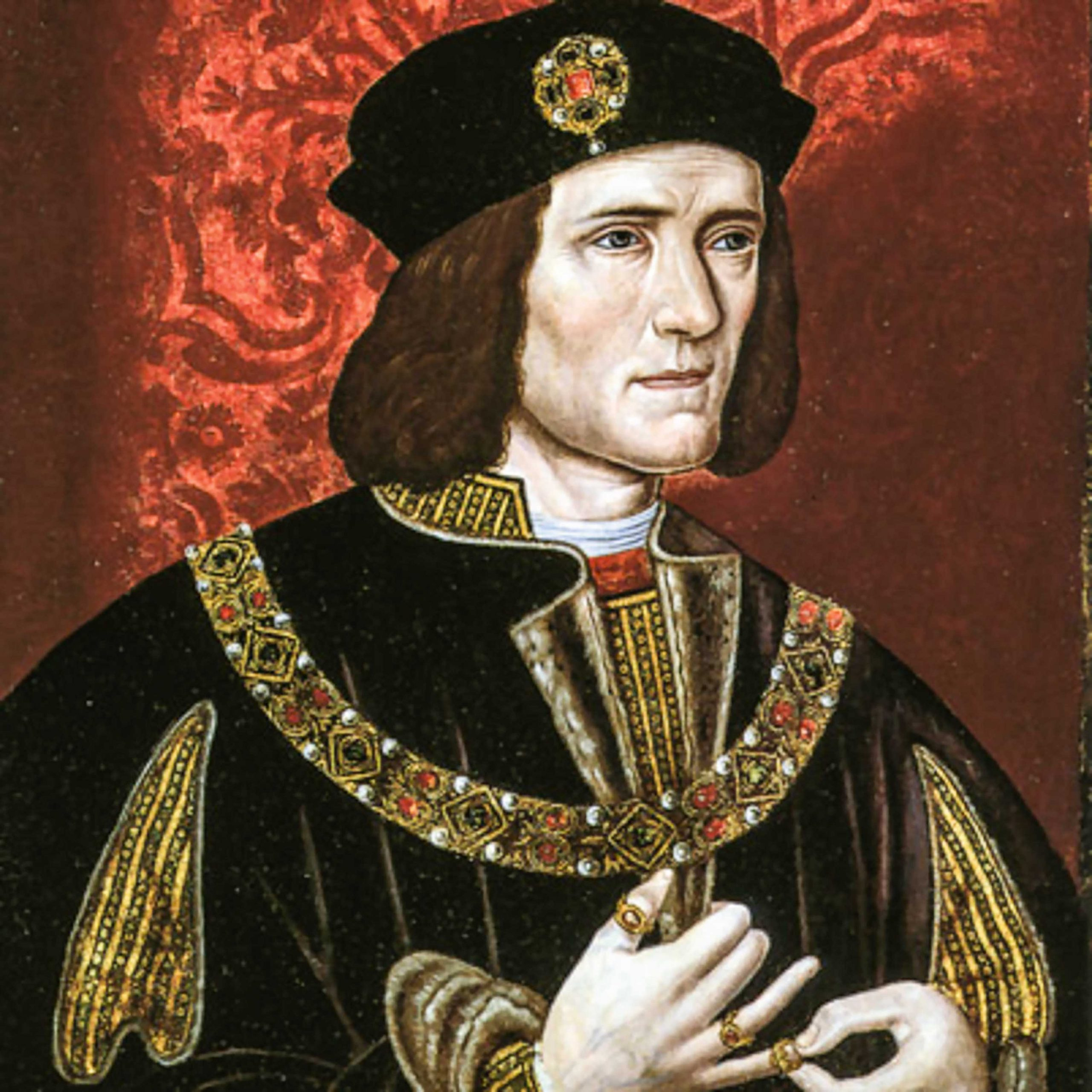 In the footsteps of King Richard III