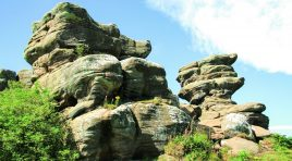 A Visit to Brimham Rocks, North Yorkshire