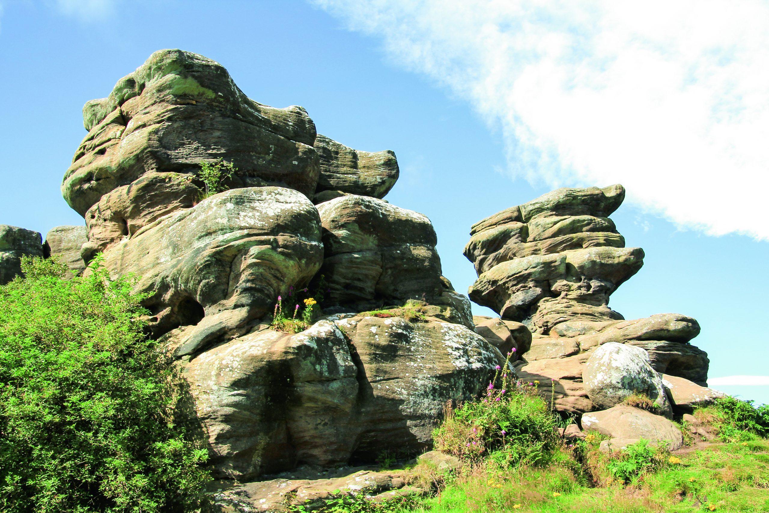 A Visit to Brimham Rocks, North Yorkshire