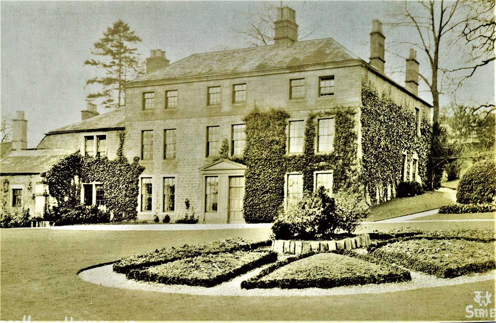 Lost Houses of Derbyshire – Stretton-in-Shirland