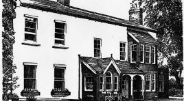 The Lost Houses of Derbyshire – Willington House