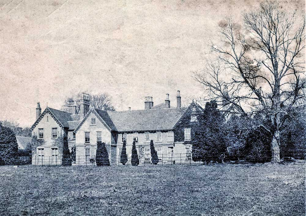 The Lost Houses of Derbyshire – Stretton House
