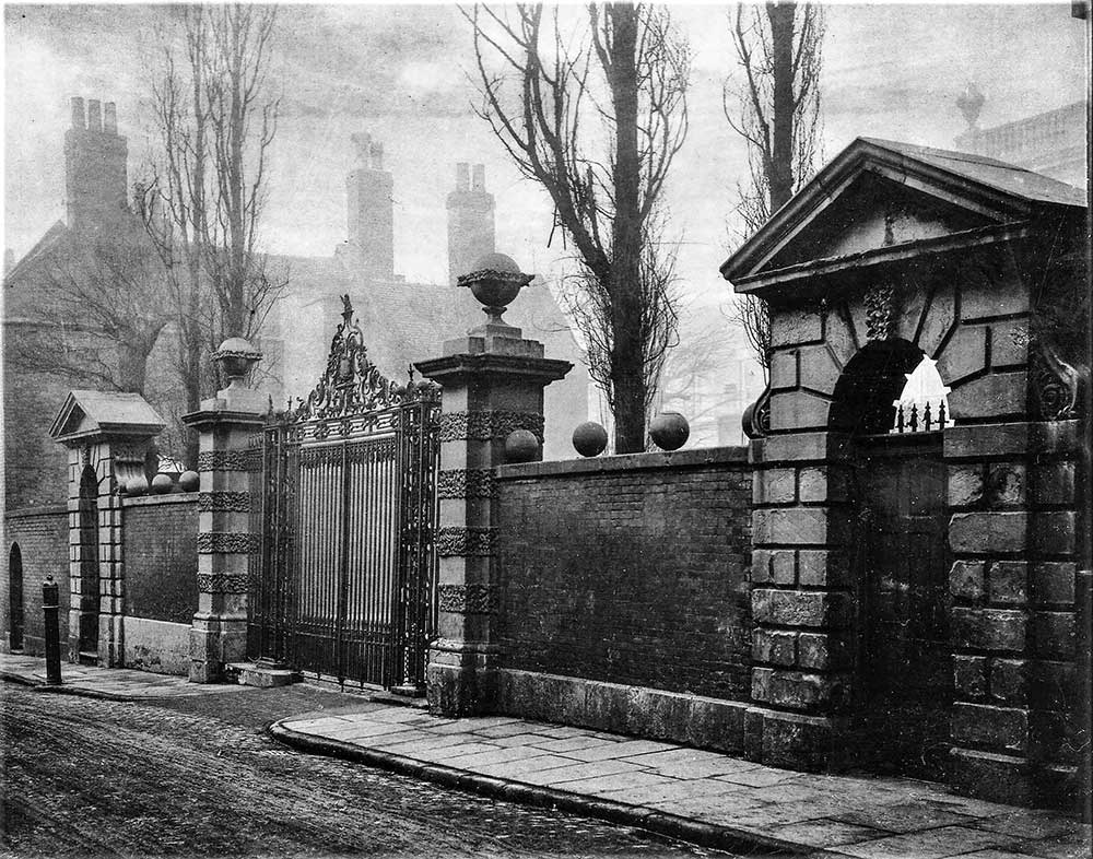 Lost Houses of Derbyshire – Field House, Spondon