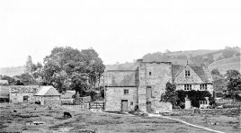 The Lost Houses of Derbyshire – Fenny Bentley Old Hall